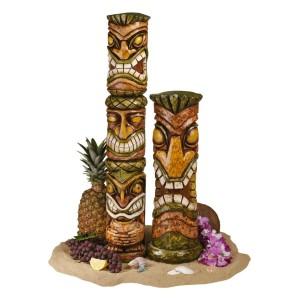 Aloha Hawaii Tiki Sculpture