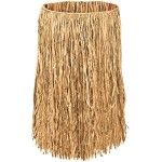 Hawaiian Hula Grass Skirt
