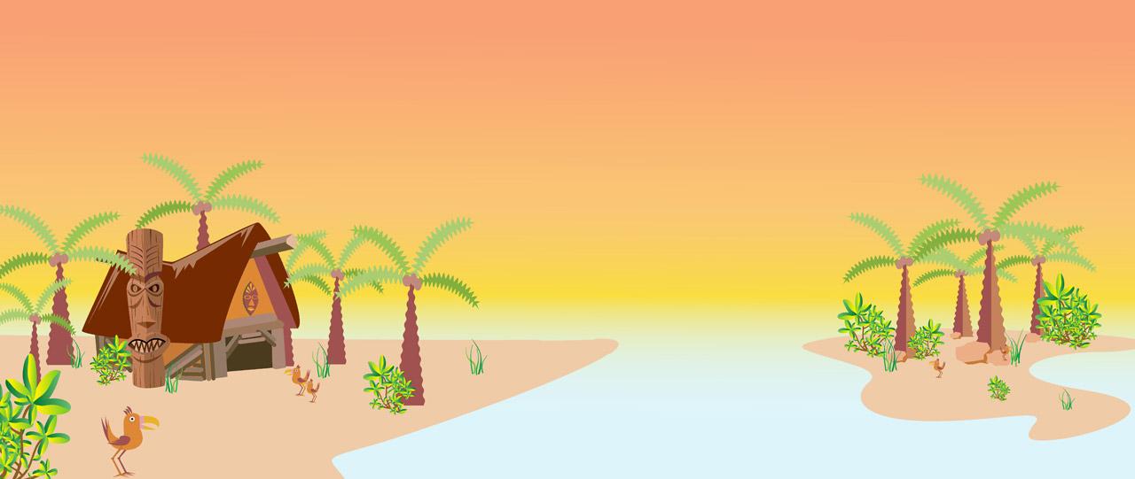 Tiki Island Life